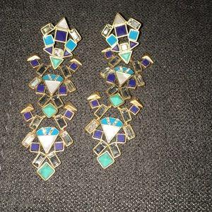 Stella and dot configurable earrings